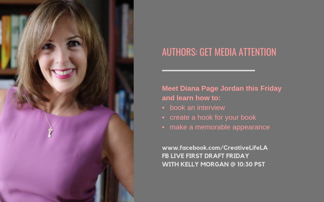 Authors: Get Media Attention