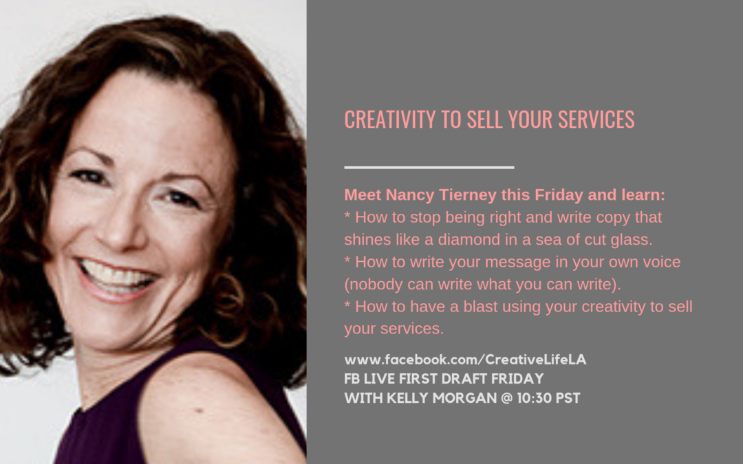 Creativity to Sell Your Services